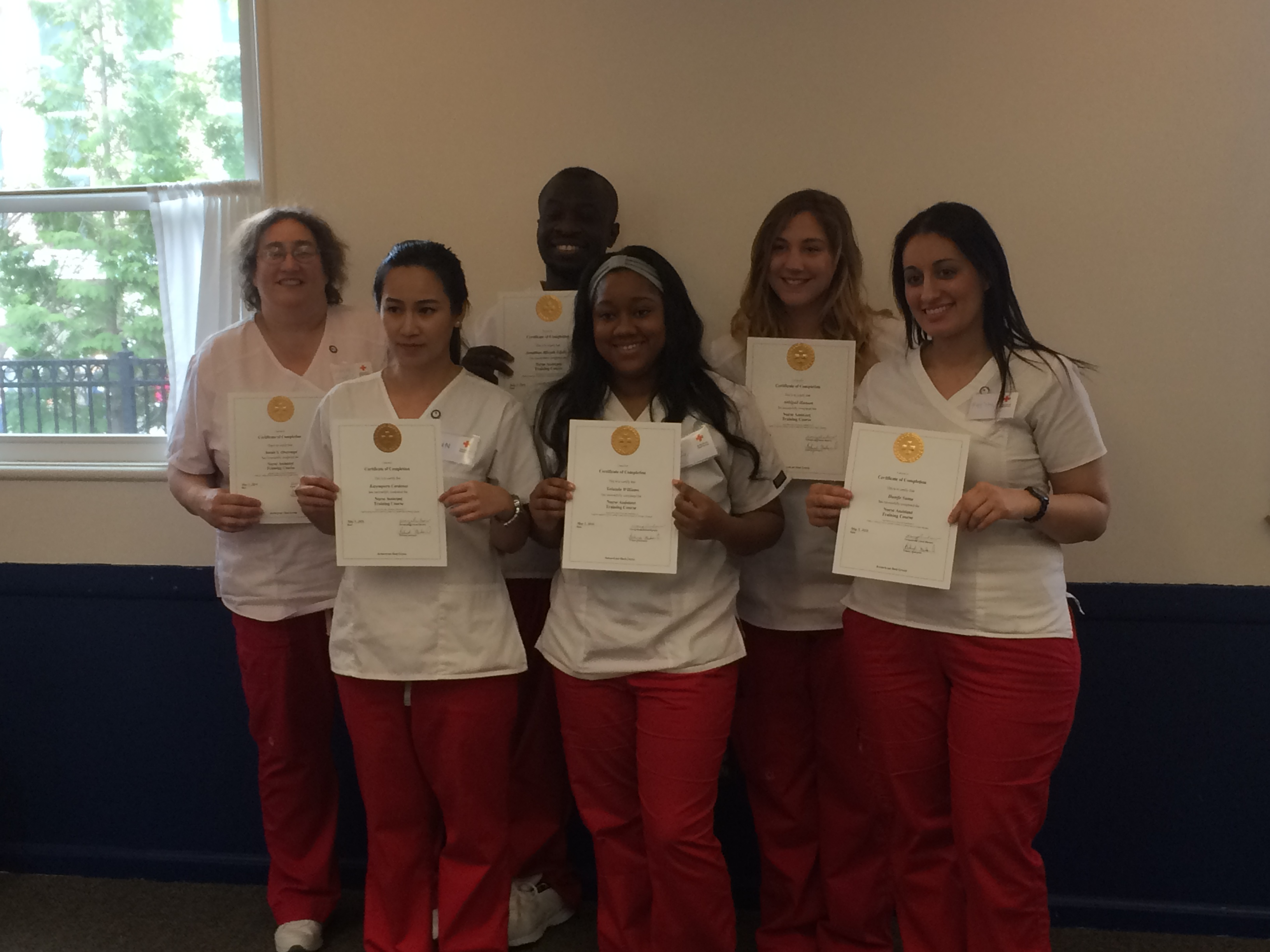 Utopia home care american red cross cna graduation utopia home care of connecticut is a fully licensed and medicare certified home health care agency servicing the state of connecticut with locations in 1betcityfo Choice Image