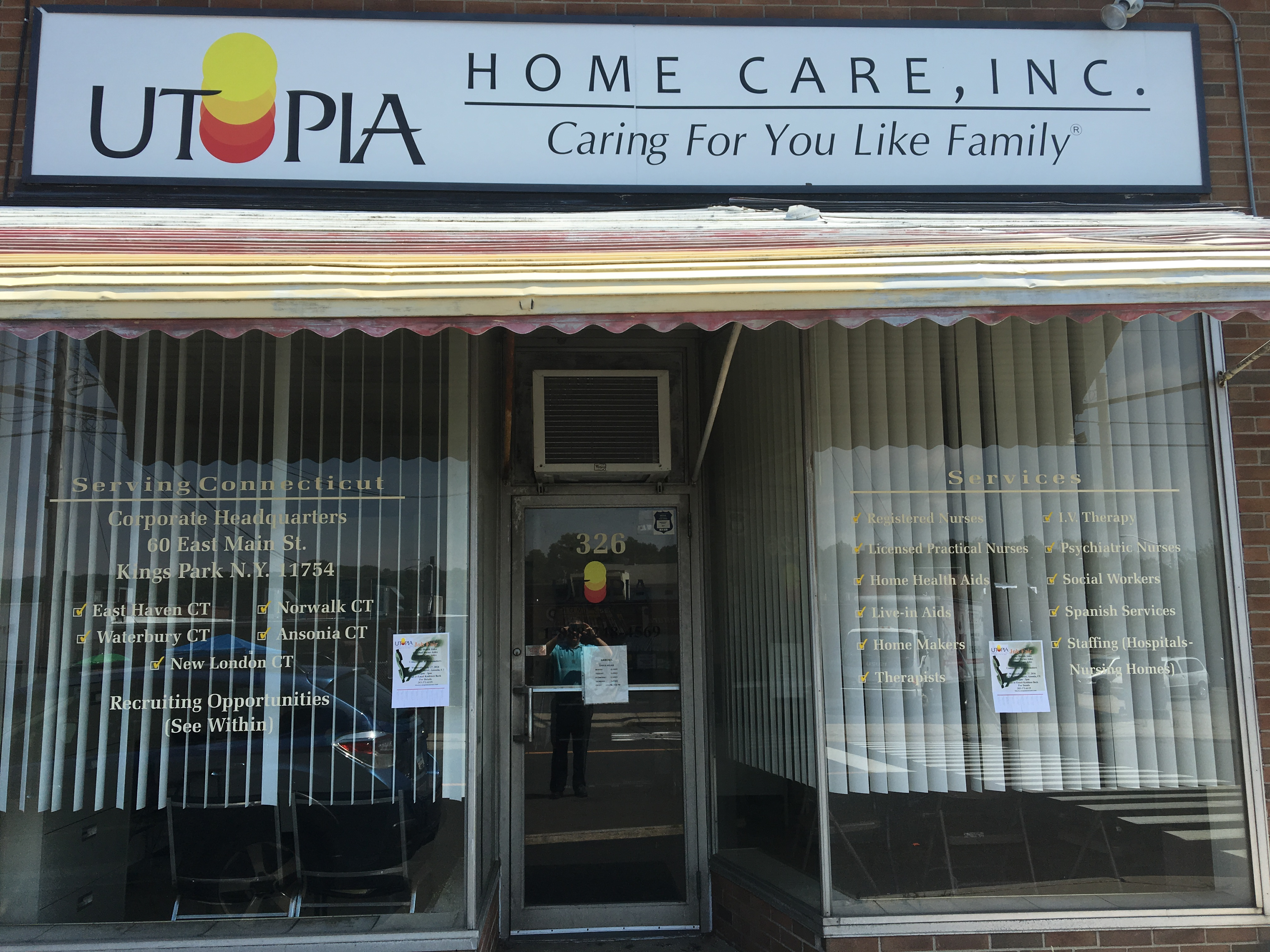 Utopia Home Care Cnas And Hhas Open House Ansonia Ct